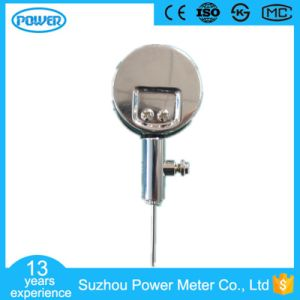 60mm High Quality Metal Ball Pressure Gauge Ball Manometer pictures & photos