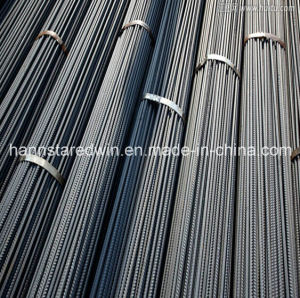 Steel Rebar A615 Gr60, Deformed Steel Bar, Iron Rods for Construction pictures & photos