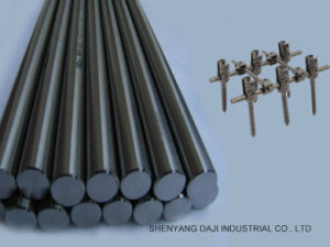 High Quality Titanium Andt Titanium Bar for Medical Industry pictures & photos