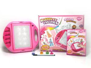 Magic Zoom Drawing Board Toys (G6001B)