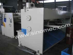 Hydraulic Shear Machine Guillotine Shear Machine Cutting Machine (QC11K-6X2500) pictures & photos