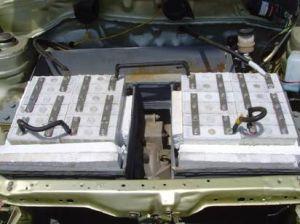 72V 100ah LiFePO4 Pack