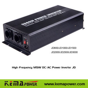 Jd 800W-3000W High Frequency Power Inverter pictures & photos