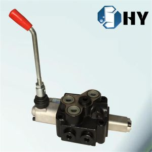 1 Spool Hydraulic Directional Monoblock Control for Cultivating Machine 50LPM pictures & photos