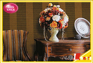 Korea Korean Style Non-Woven Type Wallpaper for Home Decoration pictures & photos