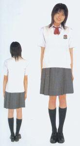 School Uniform for Middle School Uniform pictures & photos