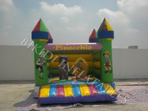 Inflatable Castle Pinocchio, Moonwalk, Inflatable Jumping Castle, Jumper (B1106) pictures & photos