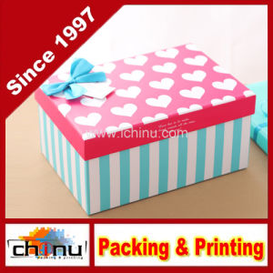 Paper Gift Box / Paper Packaging Box (110240) pictures & photos