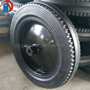 Crumb Rubber Wheel Solid Rubber Tire pictures & photos