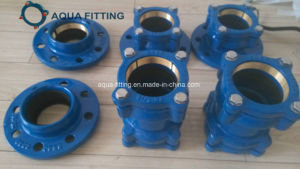 Restrained Coupling and Flange Adaptor for PE Pipe pictures & photos