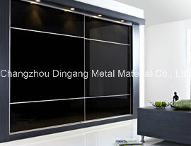 Black Mirror Aluminium Coil for Decoration pictures & photos