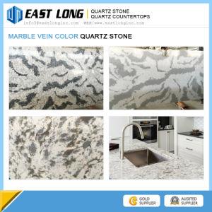 Cambria Color Artificial Marble Quartz Stone for Countertop pictures & photos