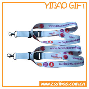 Cheap Custom Printing Lanyard with Plastic Buckle (YB-LY-34) pictures & photos