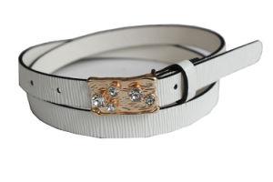 Women′s Fashion Skinny Belt (ZB4014)