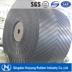 Bulk Material Chevron V Conveyor Belt pictures & photos