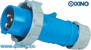 Waterproof Mobile Male Socket with CE Certification pictures & photos