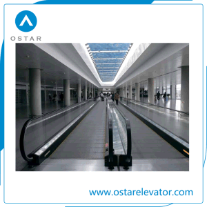 Vvvf Control Auto-Walk, Moving-Walk, Moving Sidewalk, Escalator for Airport Used pictures & photos