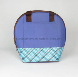 Custom 600d Polyester Ice Lunch Cooler Bag for Promotion Gift pictures & photos