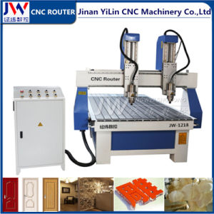 1218 Small Workpieces Wood Woodworking Advertising CNC Router pictures & photos