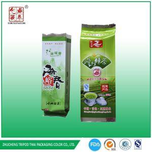 Side Gusset Back Seal VMPET Foil Tea or Coffee Packaging Bag