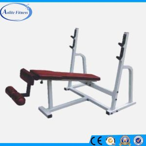 Free Weights Decline Gym Bench pictures & photos