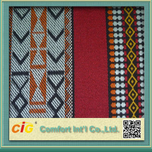 Polyester Decorated Cloth Shzs04664 pictures & photos