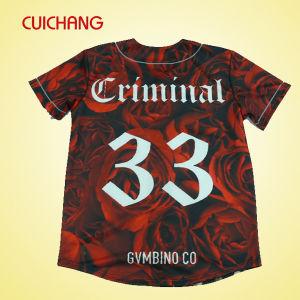 Custom Crewneck Tshirt Printing pictures & photos