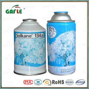 Gafle/OEM 100% Pure 340g Cooling Gas R134A Refrigerant Gas pictures & photos