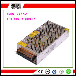 100W 150W Power Supply, SMPS, Constant Voltage 12V LED Power Supply, LED Driver, Switching Power Supply, (LRS-150 -5/12/24) Switch Power Supply pictures & photos