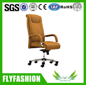 Favorable Office Swivel Executive Genuine Leather Chair (OC-72A) pictures & photos