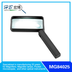 2.5X/8X Rectangle Magnifier pictures & photos