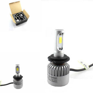 2017 Hot Sell 36W 4000lm S2 COB H7 LED Headlight 6500k for Auto Headlight pictures & photos