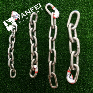 Electrical Galvanized DIN763 Link Chain pictures & photos