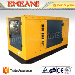 Weifang Silent White Soundproof 40kw Highe Quality Diesel Generator pictures & photos