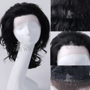 Remy Hair Wig Lace Front Wig Swiss Lace Wig pictures & photos
