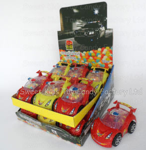 Flash Police Car Toy Candy (121114) pictures & photos