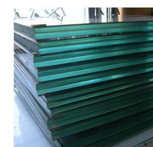 Clear Tempered Float Glass Sheet/Flat Glass Sheet pictures & photos
