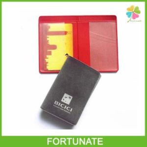 Credit Card Use and PVC Plastic Name Card Holder