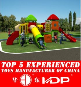 Kids Outdoor Slides a Children′s Toy (HD14-124B) pictures & photos
