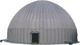 White Dome Inflatable Tent (XZ-TE-017)