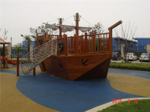 Wood House of Playground pictures & photos