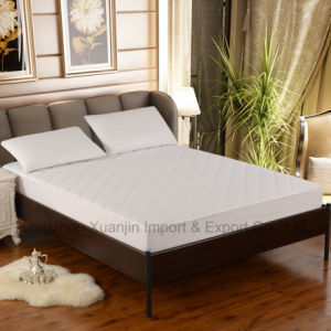 Cotton Quilted Mattress Protector pictures & photos