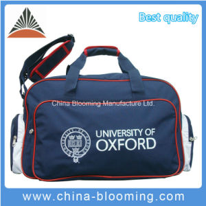 Adults Outdoor Gym Leisure Shoulder Duffel Travel Sports Bag pictures & photos