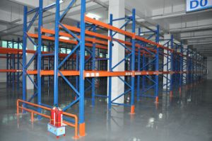 Warehouse Selective Pallet Racking System pictures & photos