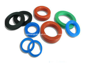 FDA Silicone Gasket pictures & photos