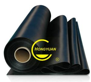 EPDM Waterproof Membrane / Roofing Material / Sheets Roofing pictures & photos