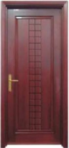 Solid Engineer Wooden Door with Reasonable Price pictures & photos
