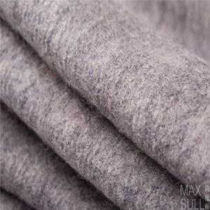100% Wool Fabric for Autumn or Winter in Gray pictures & photos