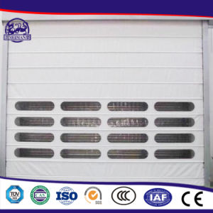 Hot-Selling High Quality Automatic Fast PVC Roll up Door pictures & photos