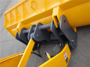 3000kg China Made Wheel Loader with Joystick and Fast Coupling pictures & photos